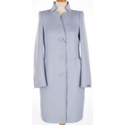 płaszcz Dziekański Aurelia jasno niebieski rozmiar 36 38 40 42 44 48