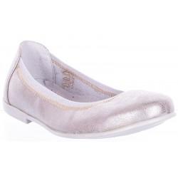 baleriny Kornecki 4905 srebro rozmiar 31 32 33 34 35 36