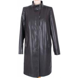 Płaszcz wiosenny Biba Cyntia czarny rozmiar 46 48 52