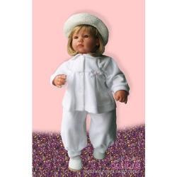 komplet do chrztu Dora Baby Colibra