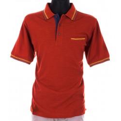 Koszulka Polo Belika 36H*2082 10107 w kol. rudym r. XL, 2XL, 3XL, 4XL
