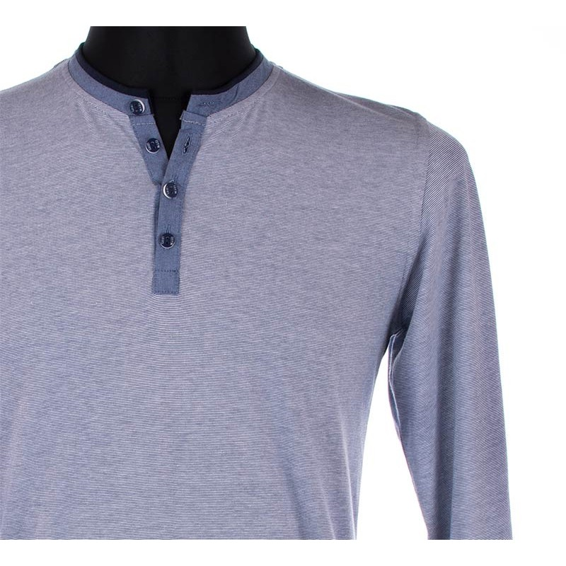 koszulka BTN dr niebieski
