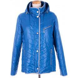 kurtka Biba Floris niebieska rozmiar 40 42 44 46 48 50
