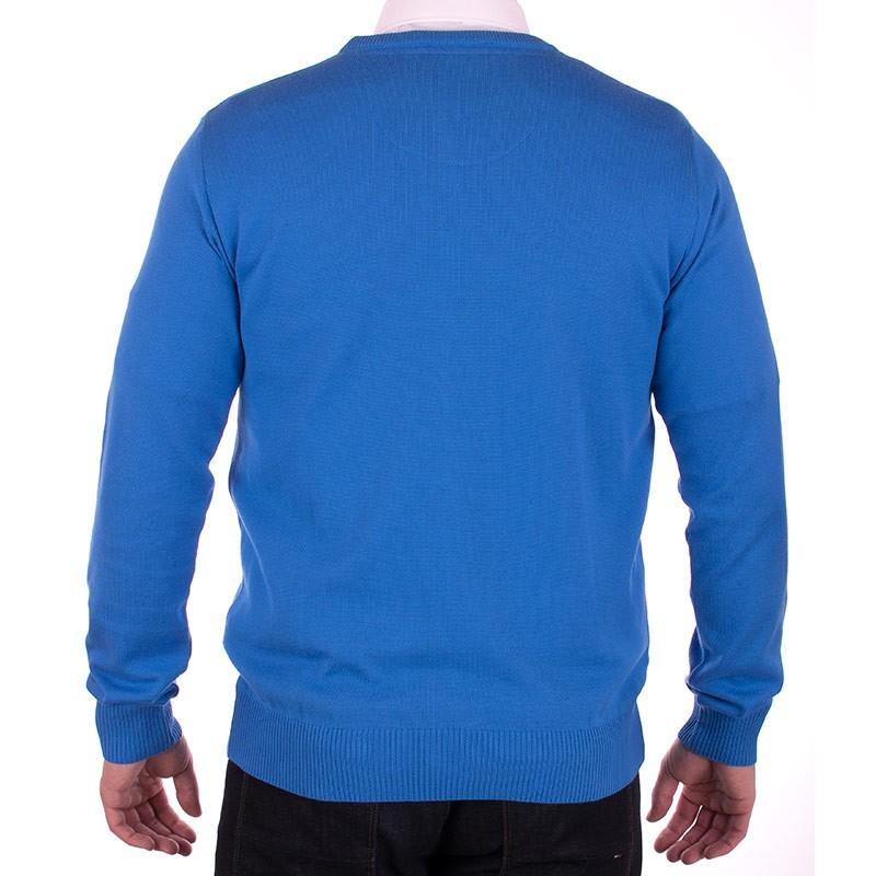 Sweter erek Jordi J-832 błękitny