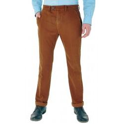 Spodnie Roy SM70 47410 68978 rudo-brązowe 48 50 52 54 56 58 60