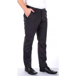 Spodnie typu chinos Bridle Mister Grafit rozmiar 88 - 122 cm
