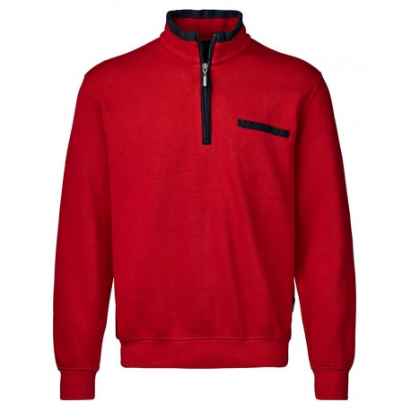 Bluza Belika 10106 121 czerwona