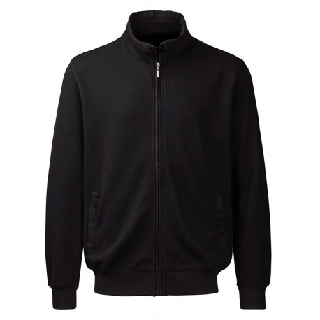 Rozpinana bluza belika 10105 czarna