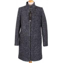 kurtka wełniana Biba Maja czarna rozmiar 40 42 44