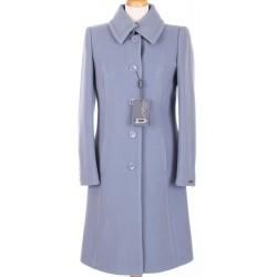 płaszcz zimowy Dziekański Eryka 046 jasny niebieski rozmiar 38