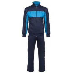 Komplet dresowy granat-niebieski -bluza, spodnie Gramix M L XL 2XL 3XL