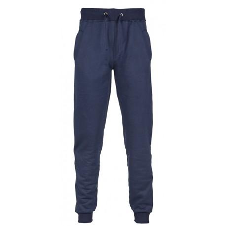 Granatowe spodnie dresowe Gramix roz. M L XL 2XL