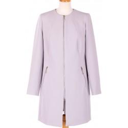 płaszcz przejściowy Biba Amika wrzos jasny rozmiar 40 42 44 46 48
