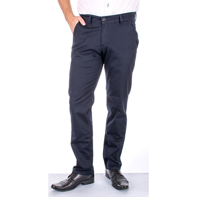 Spodnie męskie Bridle Roberto Granat