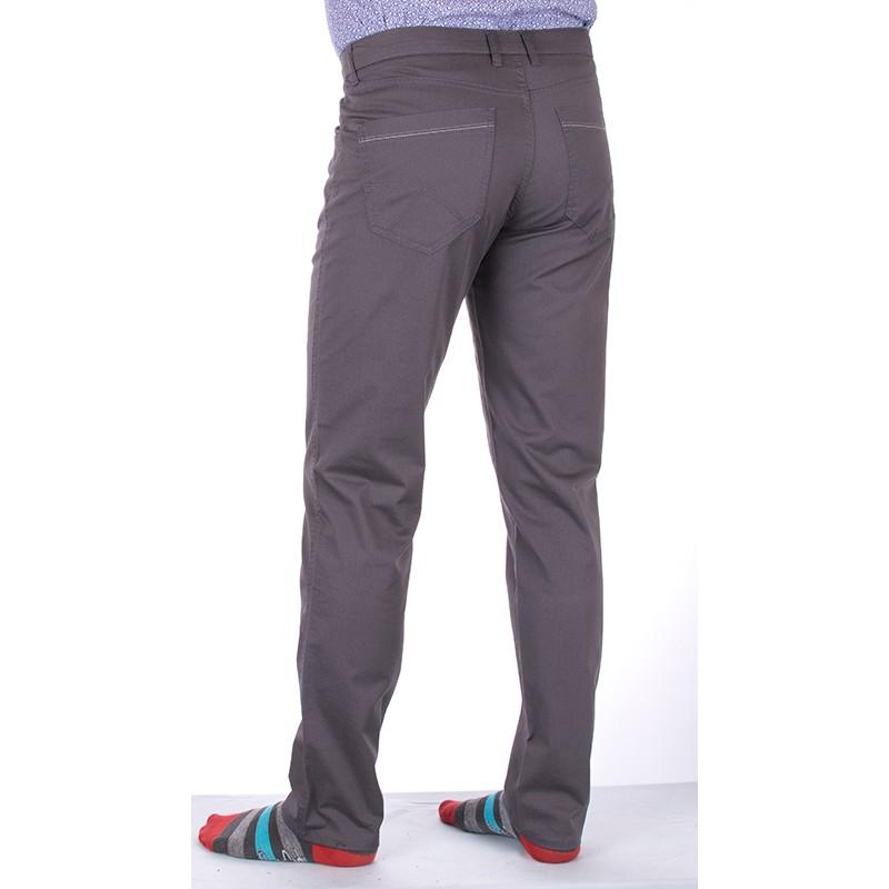 Szare spodnie Lord R-52