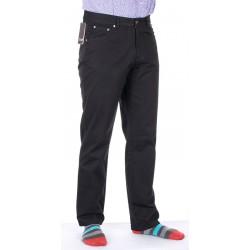 Czarne spodnie Lord R-4/p bawełniane roz. 82-112 cm