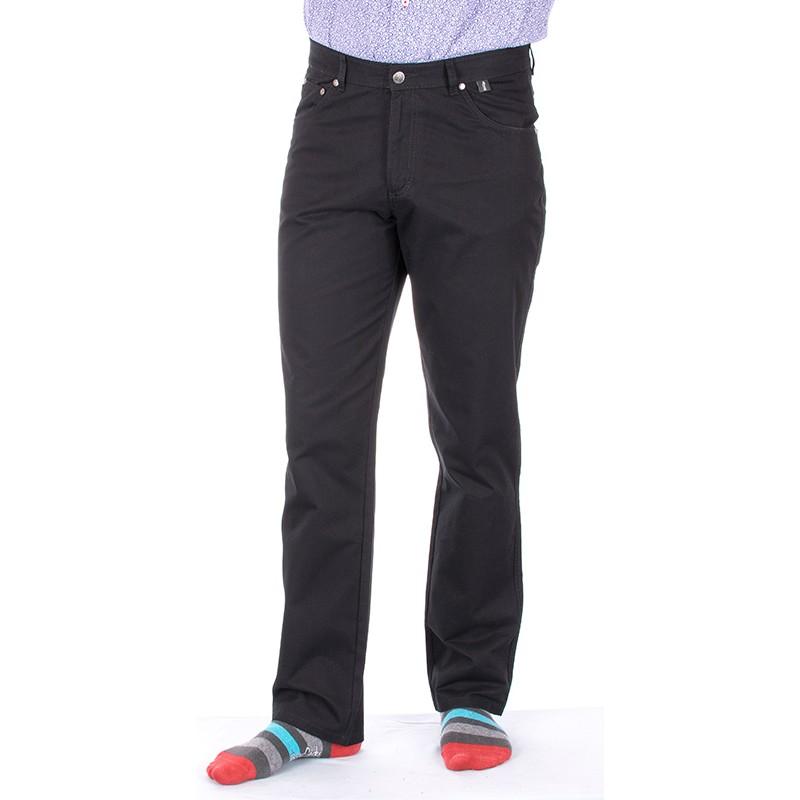 Czarne spodnie Lord R-4/p