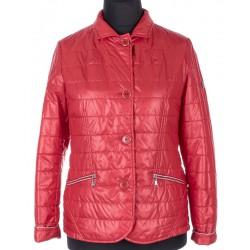 kurtka letnia Biba Anita czerwona rozmiar 40 42 44 48