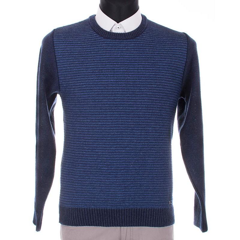 sweter Lasota Michał granatowy