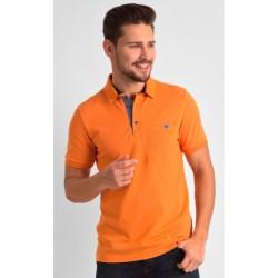Koszulka męska polo Repablo 1804-5 pomarańczowa M L XL 2XL 3XL 4XL 5XL
