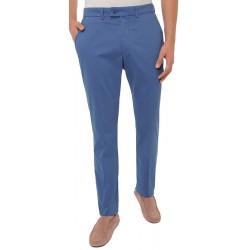 Niebieskie spodnie chinos Roy SML24 7253 kol. 21036 r. 48 50 52 54 56