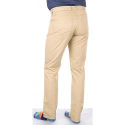 Spodnie beżowe 5-cio kieszeniowe Lord R-30 bawełniane roz. 80-112