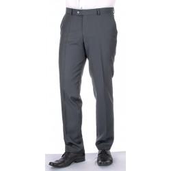 Szaro-grafitowe spodnie w kant Lord Sp.061 wełniane rozmiar 84-110 cm