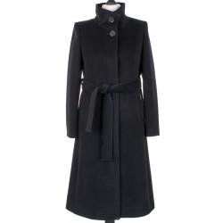 płaszcz zimowy Dziekański Laurencja czarny rozmiar 38 40 42 44 46