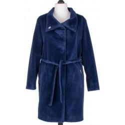 płaszcz damski Dziekański Venus modrak + perfumy rozmiar S M L