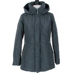 kurtka zimowa Modena Styl Klara ciemno zielona rozmiar 40 42 44
