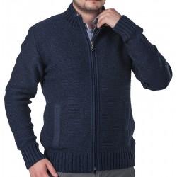 Sweter rozpinany Lasota Ernest granatowy rozmiary M L XL 2XL 3XL