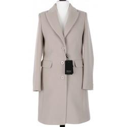 płaszcz wiosenny Dziekański Adriana beżowy 192 rozmiar 38 40 42 44 46
