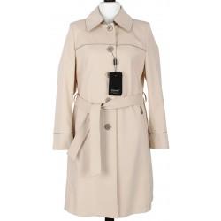 płaszcz prochowiec Dziekański Bogna beżowy rozmiar 40 42 44 46 48 50