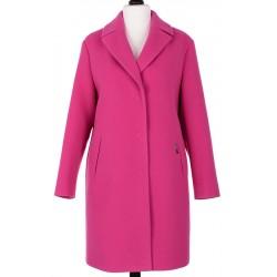 płaszcz przejściowy Dziekański Olimpia różowy rozmiar XS S M L