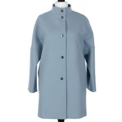 płaszcz wiosenny Dziekański Wiola jasnoniebieski rozmiar S M L