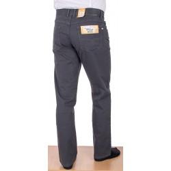Spodnie bawełniane Stanley 400 203 kolor grafitowy roz. 88-122 cm