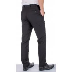 Czarne spodnie wizytowe w kant Asta wełniane roz. 88 -122 cm