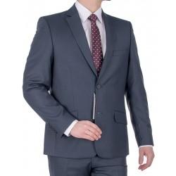 Granatowy garnitur Lord T-329 roz. 46 48 50 52 54 56 58 60 62 64