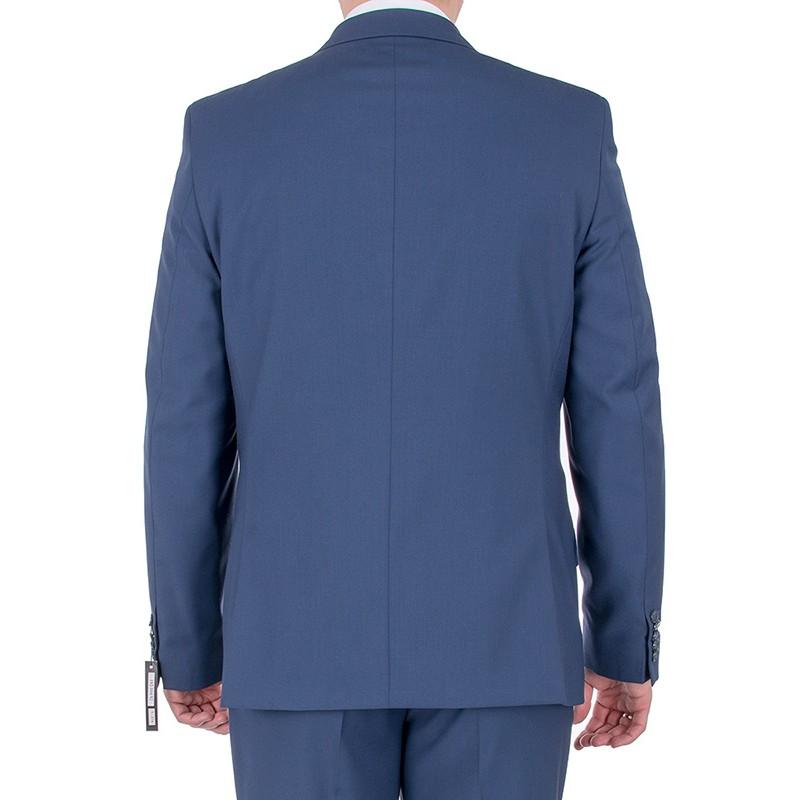 ea1ca8a6cff3b Niebieski garnitur męski Lord T-314 roz. 46 48 50 52 54 56 58 60 62 64