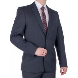 Granatowy garnitur męski Lord T-304 roz. 46 48 50 52 54 56 58 60 62