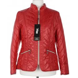 kurtka na wiosnę i jesień Biba Andrea czerwona rozmiar 40 42 46 48