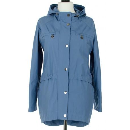 a1cd02170995c niebieska kurtka damska Biba Gemma rozmiar 40 42 48 50