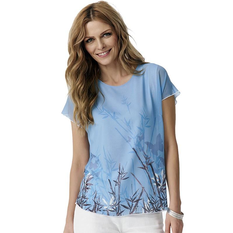 Sunwear Y07-2-15 tiul niebieski