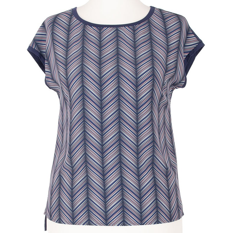 Sunwear Y19-2-30 jodełka niebieska