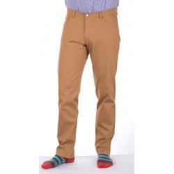 Beżowe bawełniane spodnie Lord R-25 roz. 82-112 cm