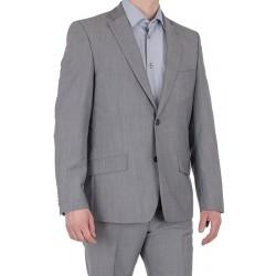 Szary garnitur wełniany Lord T-283 roz. 46 48 50 52 54 56 58 60 62
