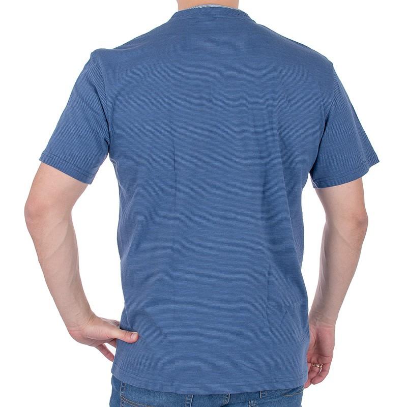 Niebieski t-shirt koszulka Pako TM Corona