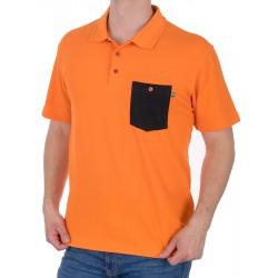 Pomarańczowe polo męskie Kings 750*802FK bawełna r. M L XL 2XL 3XL 4XL