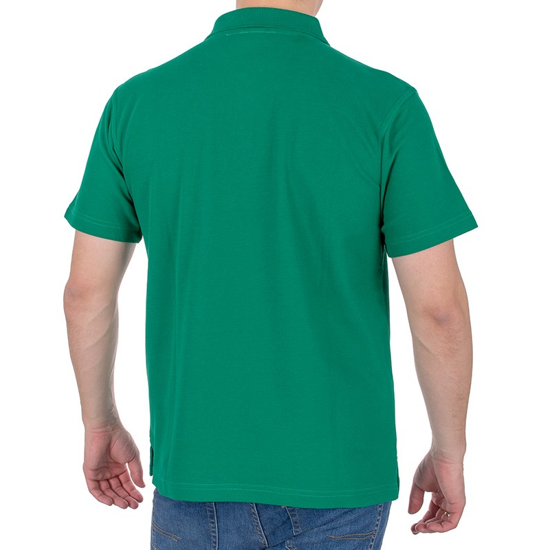 Zielone polo z kr. rękawem Kings 750*802FK bawełna