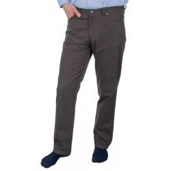 Proste spodnie bawełniane Lord R-1 khaki/oliwka roz. 82–114 cm
